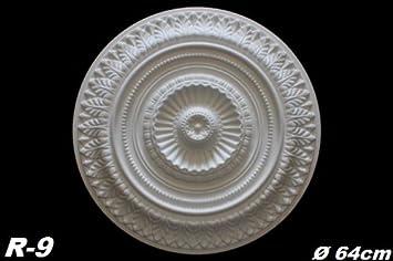 Deckenrosette Für Kronleuchter ~ 1 rosette stuckrosette dekorrosette dekor decke deckenrosette stuck