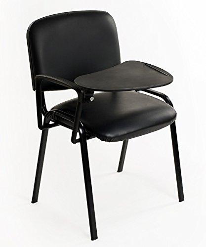 6 sedie in Ecopelle con Ribaltina scrittoio tavoletta per ...