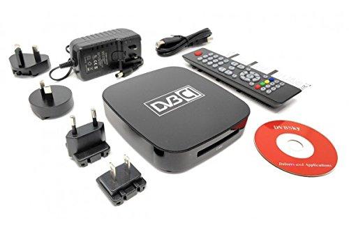 DVBSky S960C USB DVB Tuner Driver for Windows 10