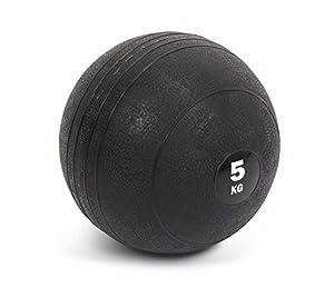 Powerfly Pro Medizinball Gummimedizinball Gummi Slam Ball - 5 KG