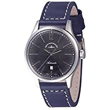 6564-2824-i4 Event Gentleman Automatic 43 blue Zeno Watch