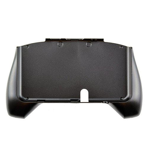Mcbazel Plastic Hand Grip Holder Gaming Case with Handle Stand for Nintendo New 3DS Black ( NOT FOR XL version ) (New 3ds Grip)