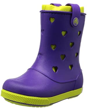 Crocband Airy Hearts Boot (Tod)
