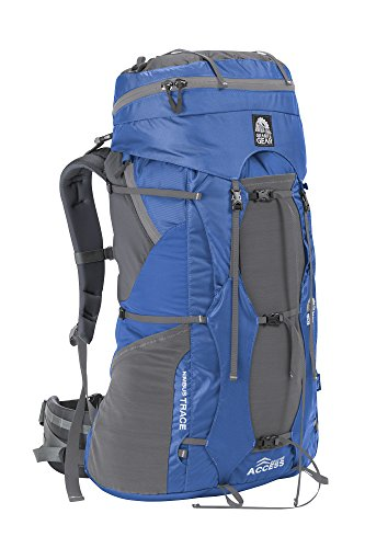 Granite Gear Nimbus Trace Access 60 Backpack - Blue/Moonmist Short Torso by Granite Gear
