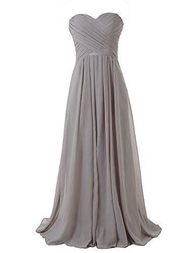 敏感な言語学背骨Kiss Dress DRESS レディース カラー: グレー