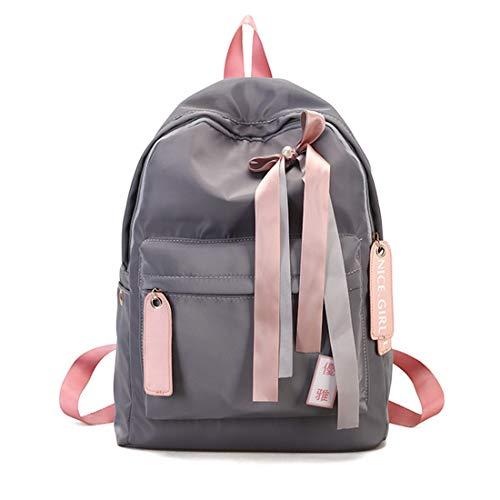 Scuola Impermeabile Della Gray Donna Viaggiare Alta Shopping Donna Zaino Da Haxibkena Lo Pink Per Ad Capacità color 1qnwt7xTU