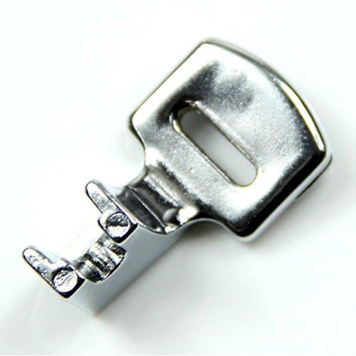 SODIAL 1pz Prensatelas plisado para Brother Janome Singer Babylock Maquinas de coser: Amazon.es: Hogar