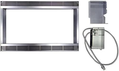 Sharp RK52S27 27 In. Built-In Trim Kit for Sharp Microwave R651ZS