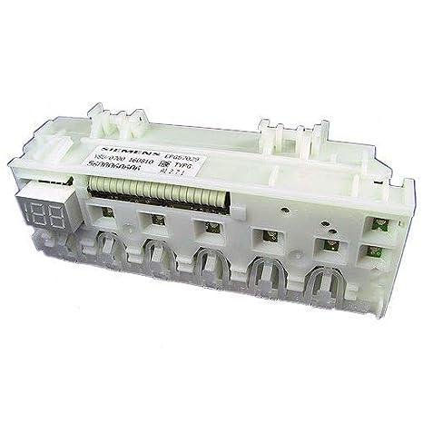Módulo de palanca referencia: 00491662 para lavavajillas Bosch ...