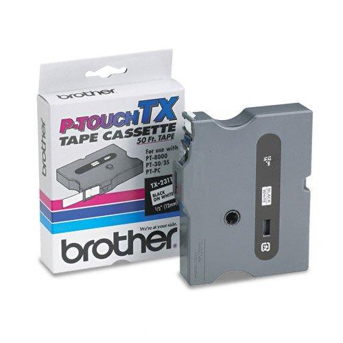Brother TX 2311 Cartridge PT 8000 PT PC