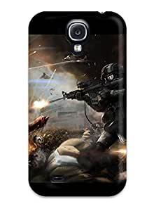 NYKPXgM6666LmNqb Anti-scratch Case Cover ZippyDoritEduard Protective Warzone Case For Galaxy S4