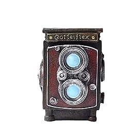 Retro Camera Ornament