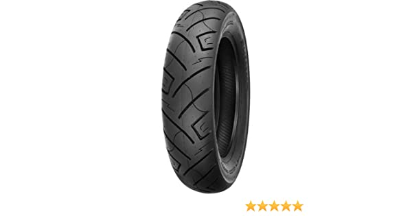 84H 180//55B-18 Shinko 777 H.D Rear Motorcycle Tire Black Wall for Victory V106 Vegas 8 Ball 2011-2017