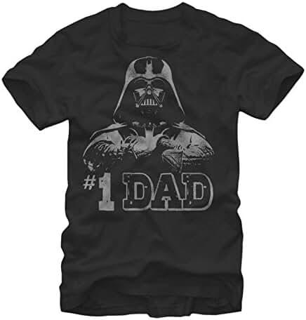 Star Wars #1 Dad Darth Vader Father's Day T-Shirt