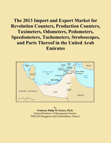 Export Market for Revolution Counters, Production Counters, Taximeters, Odometers, Pedometers, Speedometers, Tachometers, ... and Parts Thereof in the United Arab Emirates ()