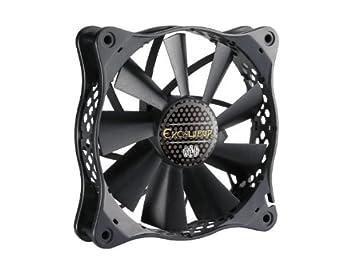 Cooler Master Excalibur - Carcasa para ventilador (120 mm): Amazon.es: Informática