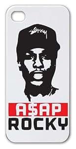 ASAP Rocky Face - Carcasa para Iphone 4/4S