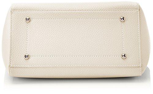 White Bianco a Spalla 17 5x43x36 Jeans cm Suzanne Off Borsa Trussardi Donna wSFzPpxfq