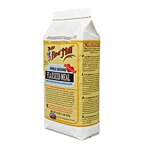Bob's Red Mill Brown Flaxseed Meal, 16 Ounce (Package May Vary)
