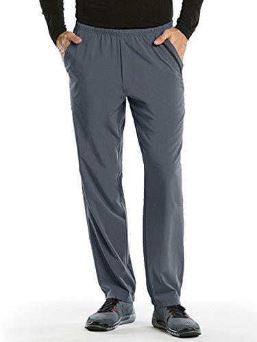 Barco One 0217 Men's Cargo Pant Granite (Mens Cargo Pocket Pants)