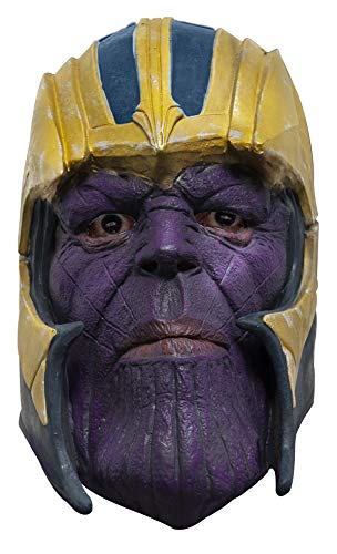 Rubie's Marvel Avengers: Endgame Adult Thanos Deluxe Overhead Latex Mask
