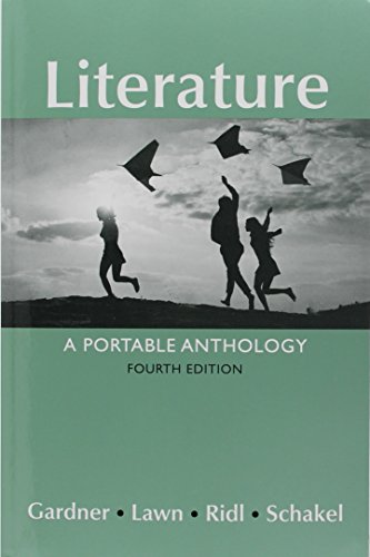 Literature: A Portable Anthology 4e & LaunchPad Solo for Literature (Six Month Access)