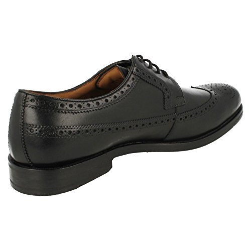 Limit Coling Derby Uomo Black Clarks Scarpe Stringate 50Uzqwx