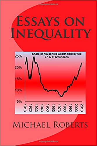 Book Essay on Inequality: on issues in modern economies: Volume 1 (Essays on inequality)