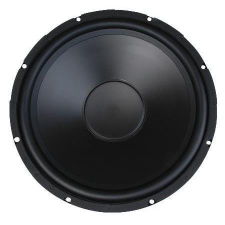 15'' Woofer with Poly Cone and Rubber Surround 200W RMS at 8ohm