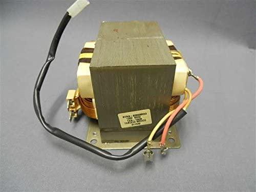 recertificación Sharp rtrn-b066mre0 microondas transformador ...