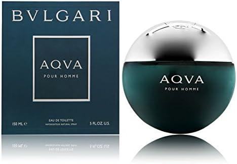 Bvlgari Aqua Eau de Toilette Para Hombre con Vaporizador, 150 ml