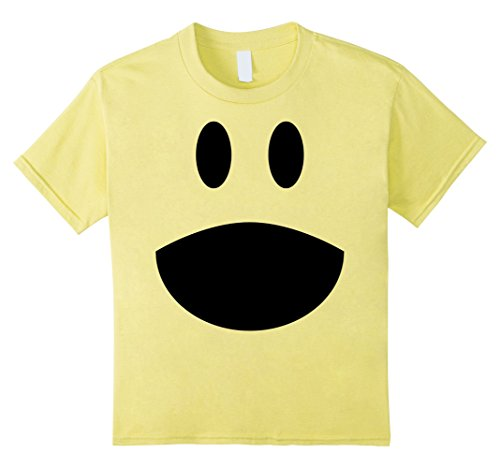 Kids Old School Video Game Group Halloween Costume T-Shirt 12 Lemon - Video Game Costumes Halloween