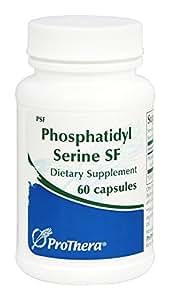 ProThera - Phosphatidyl Serine SF - 60 Vegetarian Capsules