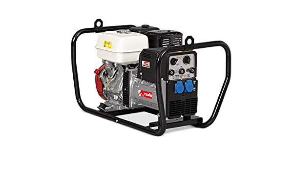 Telwin Thunder 220 AC - Motosoldadora de gasolina inverter: Amazon.es: Bricolaje y herramientas