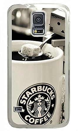 E Luckiycase Pc Hard Shell Starbucks Coffee Danboard Sugar