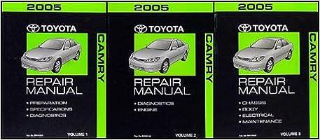 manual camry 2005