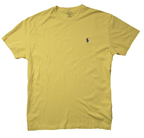 Ralph Lauren Herren T-Shirt rot rot Gr. M, Yellow Crew