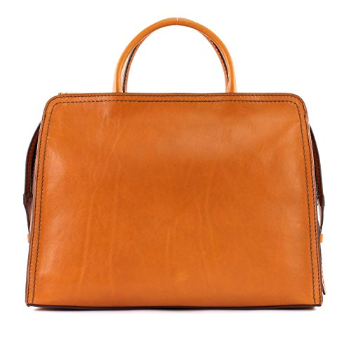 Marron main à Bridge 36 Sac The Pearldistrict cm cuir cRaPUZUxqw