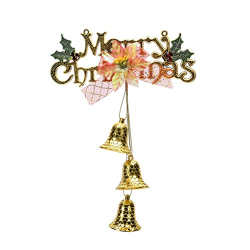 MAZIMARK--Merry Christmas Door Tree Hanging Decoration Home Xmas Santa Party Ornaments HUC - National Costume Of Different Countries For Men