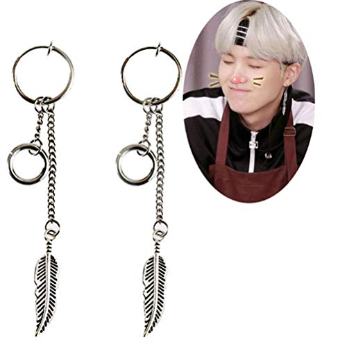 Buy kpop earrings men