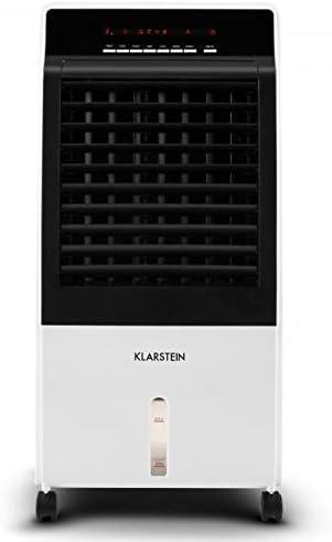 Klarstein CTR-1 Negro, Blanco - Ventilador (Negro, Blanco, Piso, 2 ...