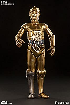 Star Wars Episode IV 1:6 Scale Sideshow Collectible Figure: C-3PO