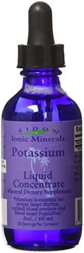 Eidon Potassium Mineral Supplement, 2 Ounce