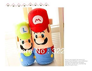 Amazon.com: Mejor venta.1pc Super Mario muñeca Mario Bros ...