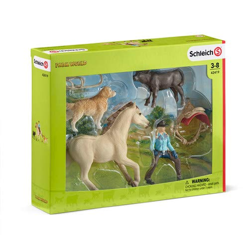 Schleich Western Riding