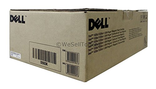 (Dell Computer D593K Magenta Toner Cartridge 1230c/1235cn Color Laser)