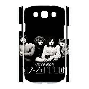 Diy Phone Cover Led Zeppelin for Samsung Galaxy S3 I9300 WEQ689273