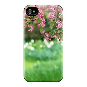 Hard Plastic Iphone 4/4s Case Back Cover,hot Spring Beauty Case At Perfect Diy