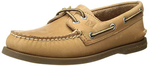 Athletic Slip Clogs (Sperry Men's A/O 2 Eye Boat Shoe,Sahara,10 M US)