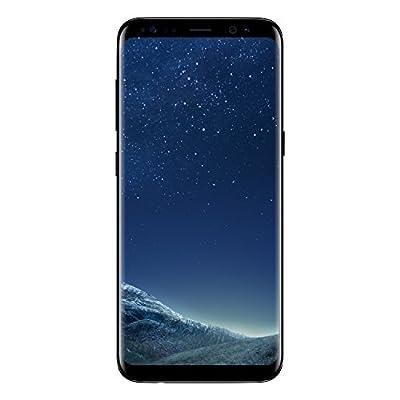 Samsung Galaxy S8 Black 64GB - Prepaid - Carrier Locked (Virgin Mobile)
